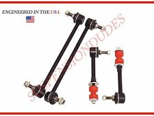 4PC Front Left & Right Sway Bar Links  EQUINOX TORRENT SATURN VU + BAR (K80850)