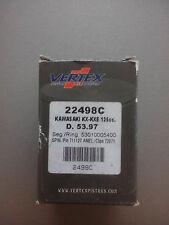 Vertex Piston Kit Standard Bore 53.97mm 22498C Kawasaki KX-KXE 125 1995-2000