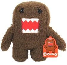 "New Domo Series Plush by Jakks Pacific ~ 6"" Domo-Kun Plush Doll Toy Original"