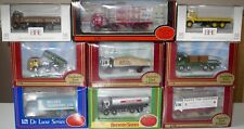 JOB LOT 1:76 SCALE EFE LORRIES X 9 (ALL BOXED). FREE P+P. (LOT 3).