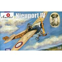 Amodel 7266 Nieuport IV  Aircraft, 1/72 scale plastic model kit