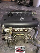 02-06 NISSAN ALTIMA 2.5L DOHC 16V 4 CYLINDER ENGINE JDM QR25DE QR25