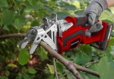 Sega da giardino batteria Litio Einhell Ge-Gs 18 Tagliarami potatura taglia rami