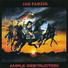 JAG PANZER - AMPLE DESTRUCTION  CD  HARD & HEAVY / HEAVY METAL  NEW+