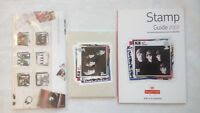 THE BEATLES ROYAL MAIL STAMPS POSTCARDS COLLECTION SEALED NEW + P O GUIDE 2007