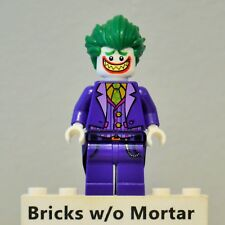 New Genuine LEGO The Joker - Long Coattails, Smile with Fang 70908