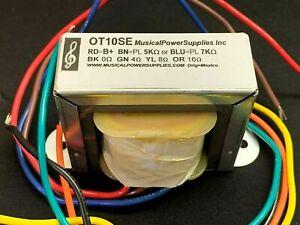 OT10SE Single Ended Output Transformer 12VA 5K,7Kohm:4/8/16 60mA
