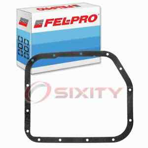 Fel-Pro Transmission Oil Pan Gasket for 1965-1974 Plymouth Fury II Automatic df