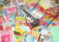 Gros Lot Revendeur Destockage Marché Kermesse X50 Papeterie Enfants Scolaire