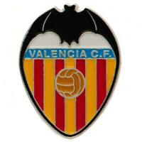Official VALENCIA FC Metal Pin BADGE Club Crest Gift