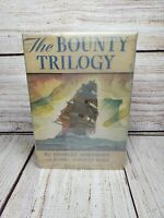The Bounty Trilogy, Charles Nordhoff & James Norman Hall N.C. Wyeth Edition RARE