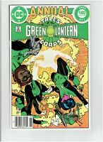Tales of the Green Lantern Corps Annual #1 Canadian Newsstand Price Variant 1985