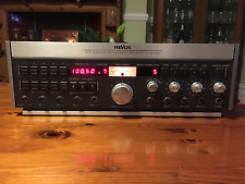 Revox B780, FM Tuner - Amplifier