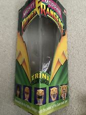 "MIGHTY MORPHIN POWER RANGERS 8"" TRINI YELLOW RANGER 1993 W Triangular Box Bandai"