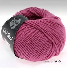 Lana Grossa Cool Wool Laine Mérinos Lavable en Machine Fb 2011 Erika