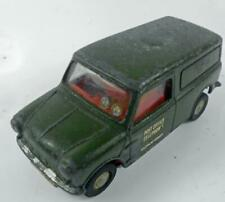 TRIANG SPOT ON MORRIS MINI POST OFFICE TELEPHONES VAN No 210 VINTAGE DIECAST