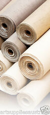 10 Oz Primed Canvas Roll 1.60 X5m Premium Quality & Best