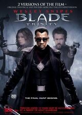 Blade Trinity DVD 2005 2 Versions Of The Film