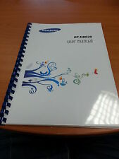SAMSUNG GALAXY NOTE LTE 10.1 N8020 FULL PRINTED INSTRUCTION MANUAL 183 PAGES A5