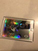 2007 Topps Chrome Flight To 420 eBay 1/1 Brett Favre TD#1 Card #1/199 Beautiful!
