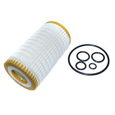 Oil Filter & Gasket For Benz C300 R350 S550 E320 E550 ML550 CLS550 1121840525