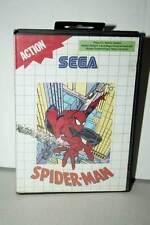 SPIDER-MAN GIOCO USATO SEGA MASTER SYSTEM EDIZIONE ITALIANA PAL FR1 38908