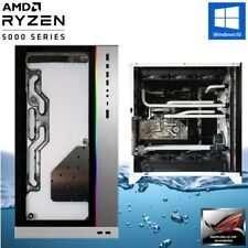 Gamer PC•R9 5950X•Crosshair VIII Dark Hero•RTX 3090•WaKü CPU und Grafik
