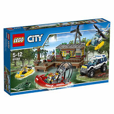 LEGO® City - Banditenversteck 60068 Crooks' Hideout NEU & OVP