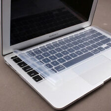 """Universal Clear Laptop Silicone Keyboard Skin Protector Cover for 10"""" 14"""" 17"""""""