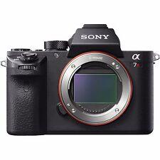 "Sony Alpha A7RII Body 42.4mp 3"" Mirrorless Digital Camera New Agsbeagle"