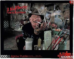 Nightmare on Elm Street 1000 piece jigsaw puzzle 710mm x 510mm (nm)
