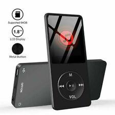 16Gb Mp3 Player Mp4 Media Fm Radio Recorder Hifi Sport Music Speaker w/ Earphone