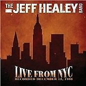Jeff Healey Band - Live from NYC December 13, 1988 (2013)  CD  NEW  SPEEDYPOST