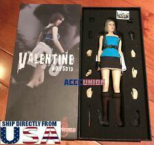 1/6 Resident Evil Jill Valentine Figure Full Set Seamless Female Body FS013 USA