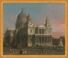 St. Pauls Cathedral Giovanni Antonio Canal Kathedrale London Sankt B A1 02091