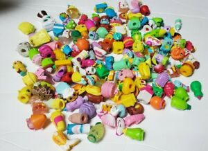 Lot of 155 Shopkins Figures