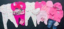 BabyKleidung Mädchen Paket/set Gr.62/68 Bekleidung Marken Tomihilfiger,BlueSeven