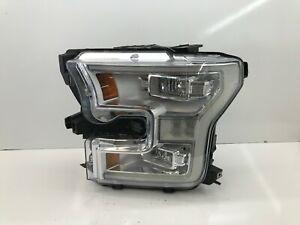 Ford F-150 LED OEM Left Headlight 2015 2016 2017