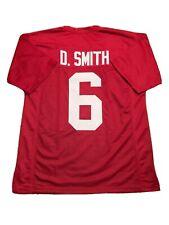 New listing New DeVonta Smith Large Alabama College Custom Stitched Football Jersey Men's