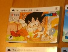 DRAGON BALL Z DBZ HONDAN PART 5 BP REGULAR CARD CARTE A L/'UNITE//CHOOSE FROM LIST