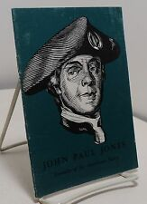 John Paul Jones - John Hancock Insurance Company - advertising booklet