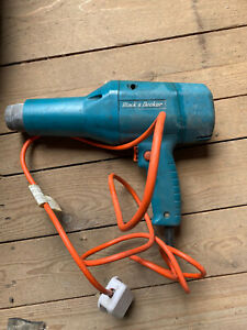 Black & Decker HG99- H5 240v  Heat Gun Hot Air Paint Stripper