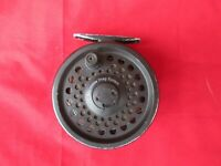 Vintage Intrepid Rim Fly Salmon Trout Fly Fishing Reel,  British Made