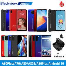 Blackview A70 A80S A60 Plus A80 Plus Handy 32GB/64GB Smartphone 4G Dual SIM