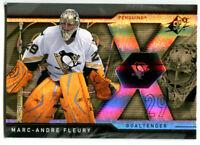 2007-08 SPx Marc-Andre Fleury Card #97 Pittsburgh Penguins