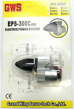 GWS Compact Electric RC Power System with 370 Motor, EPS-300C-1