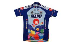 Maillot cyclisme vintage Sportful Mapei Colnago Latexco UCI 1995