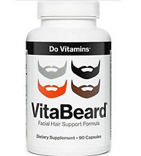 Do Vitamins VitaBeard Facial Hair Growth Multivitamin | Beard CZAR