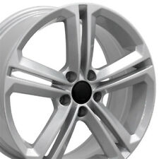 "4 Pcs 18"" Wheels For VW Volkswagon CC Beetle Golf Jetta Passat 5X112 +45"