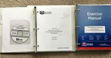 Microsoft Access Hands-On Intro Course 970 Learning Tree Note Exercise Manual CD